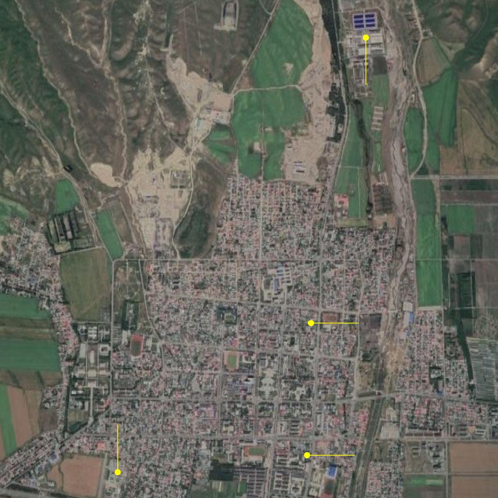 XIN xhaosu county